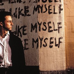 Fight Club / Edward Norton Poster