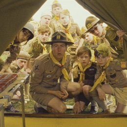 Moonrise Kingdom / Edward Norton Poster