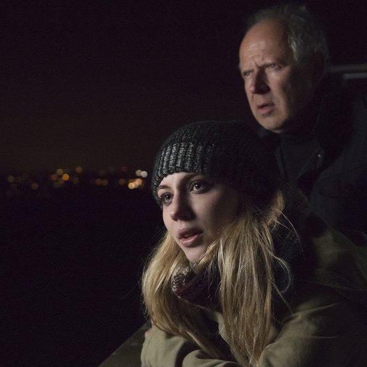 Tatort: Borowski und der Himmel über Kiel (NDR) / Elisa Schlott / Axel Milberg Poster