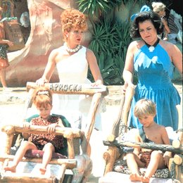 Flintstones - Familie Feuerstein / Elizabeth Perkins / Rosie O'Donnell Poster