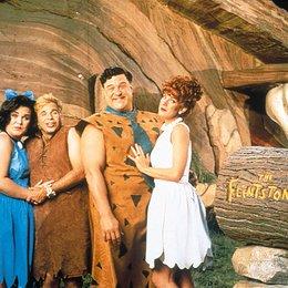 Flintstones - Familie Feuerstein / John Goodman / Elizabeth Perkins / Rick Moranis / Rosie O'Donnell Poster