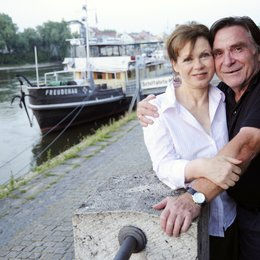Kommissarin Lucas: Am Ende muss Glück sein (ZDF) / Renate Krößner / Elmar Wepper Poster