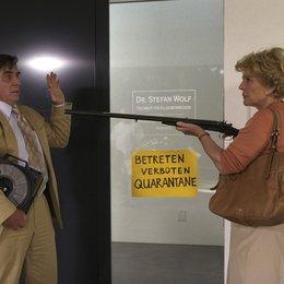 Zwei Ärzte sind einer zuviel (ZDF) / Elmar Wepper / Christiane Hörbiger Poster