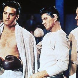 Harte Fäuste, heiße Liebe / Elvis Presley / Charles Bronson Poster