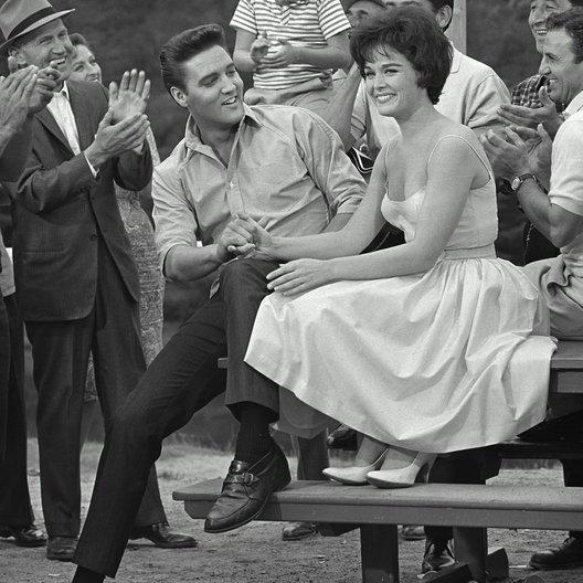 Harte Fäuste, heiße Liebe / Elvis Presley / Joan Blackman Poster