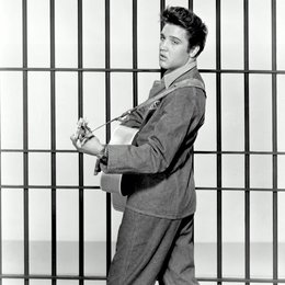 Jailhouse Rock - Rhythmus hinter Gittern / Elvis Presley Poster