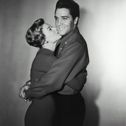 Lied des Rebellen, Das / Hope Lange / Elvis Presley Poster