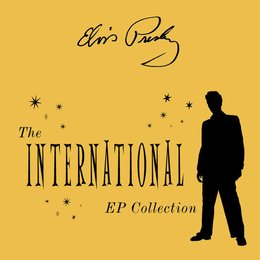 Presley, Elvis / International EP Collection Poster