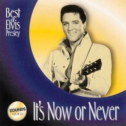 "Presley, Elvis (""It's Now or Never"") Poster"