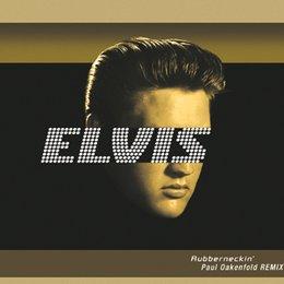 Presley, Elvis: Rubberneckin' Poster