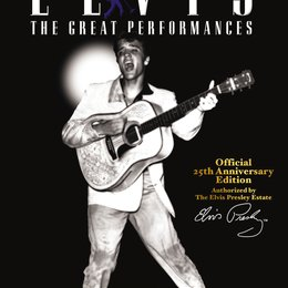Presley, Elvis - The Great Performances / Elvis - The Great Performances - Volume 3: From The Waist Up Poster