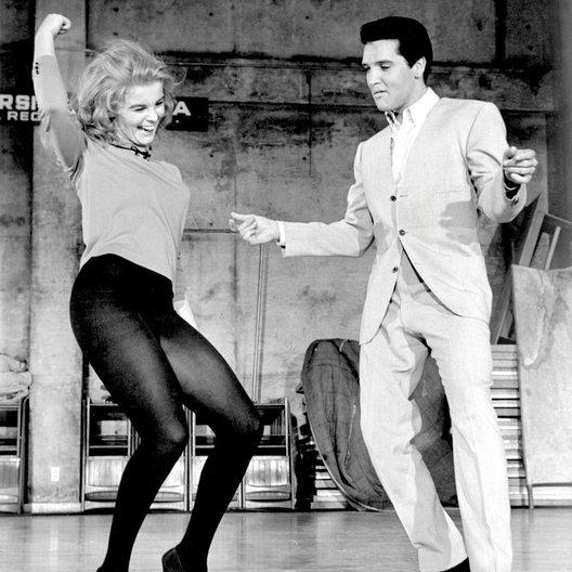 Tolle Nächte in Las Vegas / Ann-Margret / Elvis Presley Poster