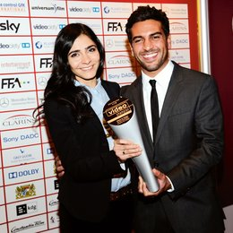 Entertainment Night 2012 / Video Champion 2012 / Pegah Ferydoni und Elyas M'Barek Poster