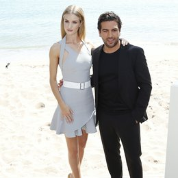 Rosie Huntington-Whiteley / Elyas M'Barek / 67. Internationale Filmfestspiele von Cannes 2014 Poster
