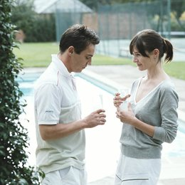 Match Point / Jonathan Rhys-Meyers / Emily Mortimer Poster