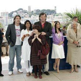 58. Filmfestival Cannes 2005 - Festival de Cannes / Jurie / John Woo / Javier Bardem / Agnès Varda / Emir Kusturica / Salma Hayek / Fatih Akin