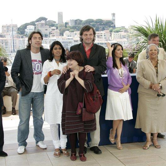 58. Filmfestival Cannes 2005 - Festival de Cannes / Jurie / John Woo / Javier Bardem / Agnès Varda / Emir Kusturica / Salma Hayek / Fatih Akin Poster