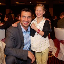 Entertainment Night 2011 / Video Champion / Wladimir Klitschko und Emma Schweiger Poster