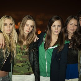 Bling Ring, The / Claire Julien / Taissa Farmiga / Emma Watson / Katie Chang / Israel Broussard