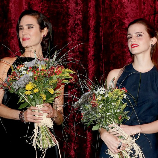 "Europapremiere von ""Noah in Berlin / Jennifer Connelly und Emma Watson"