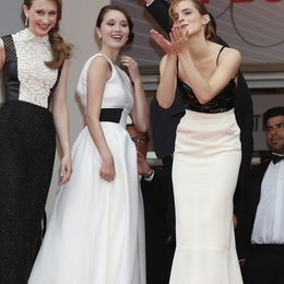Farmiga, Taissa / Chang, Katie / Watson, Emma / 66. Internationale Filmfestspiele von Cannes 2013