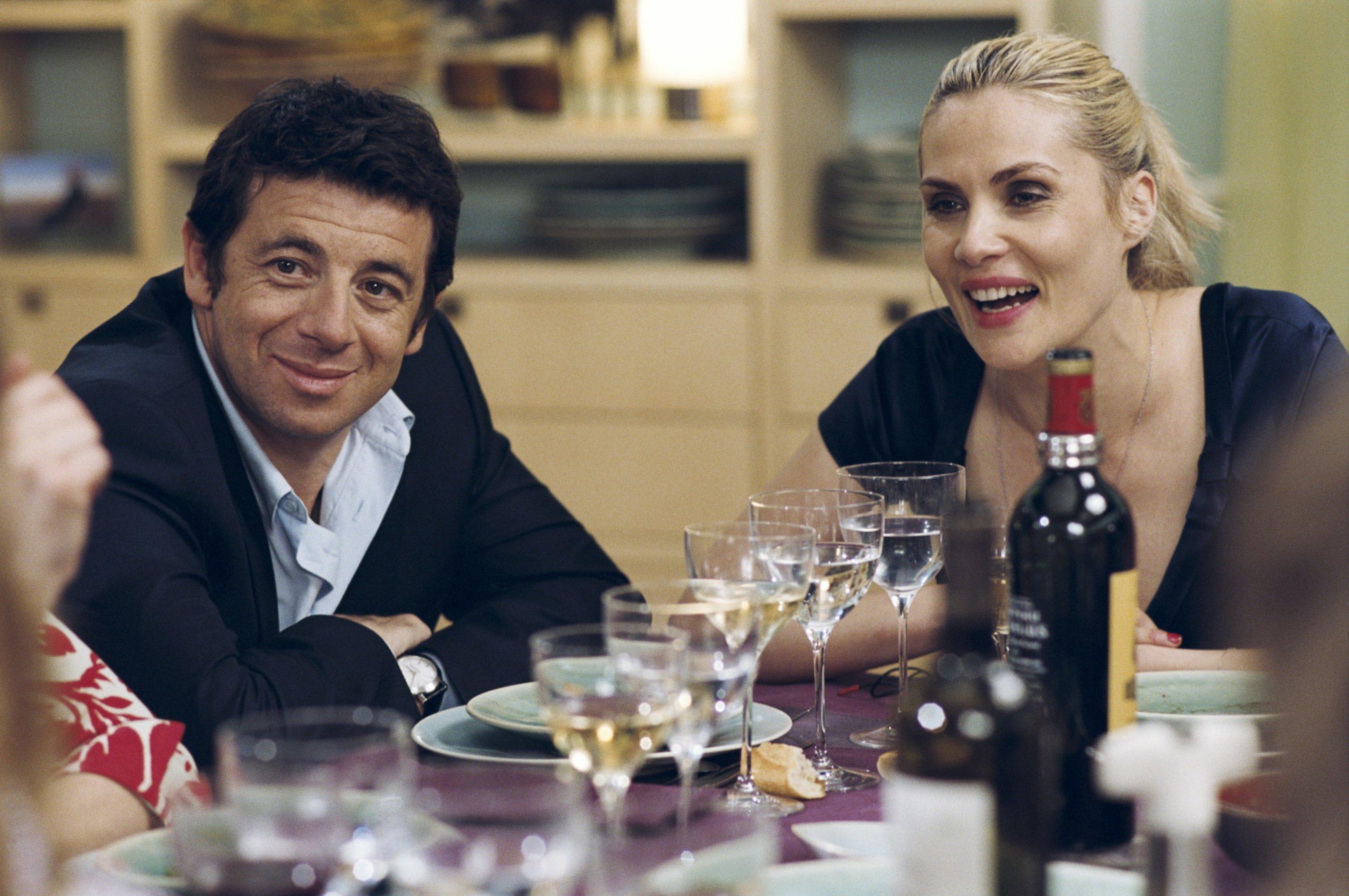 Emmanuelle seigner 1966 portrait for Diner original entre amis