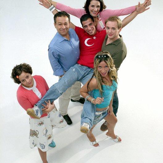 Alle lieben Jimmy (1. Staffel, 8 Folgen) (RTL) / Eralp Hüseyin Uzun Poster