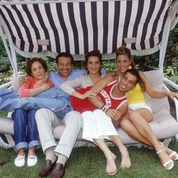 Alle lieben Jimmy (1. Staffel, 8 Folgen) (RTL) / Maya Haddad / Tayfun Bademsoy / Meral Perin / Gülcan Karahanci / Eralp Hüseyin Uzun Poster