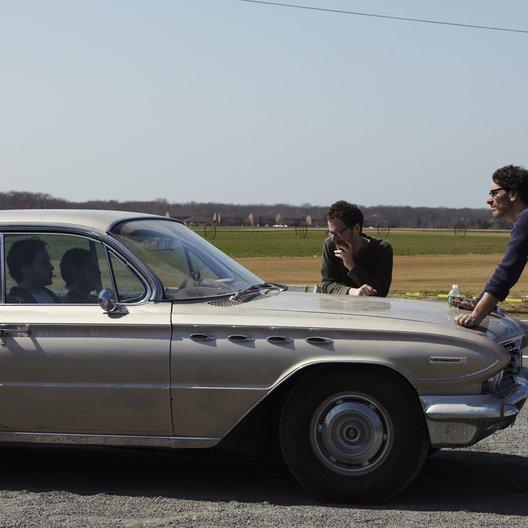 Inside Llewyn Davis / Set / Joel Coen / Ethan Coen