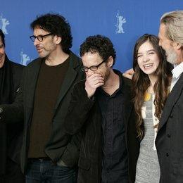 Josh Brolin / Joel Coen / Ethan Coen / Hailee Steinfeld / Jeff Bridges / 61. Filmfestspiele Berlin 2011 / Berlinale 2011