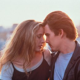 Before Sunrise / Julie Delpy / Ethan Hawke Poster