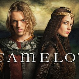 Camelot / Jamie Campbell Bower / Eva Green Poster
