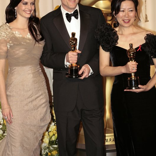 Green, Eva / Lennon, Thomas / Yang, Ruby / 79. Academy Award 2007 / Oscarverleihung 2007 / Oscar 2007 Poster