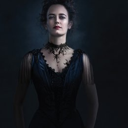 Penny Dreadful (1. Staffel, 8 Folgen) / Penny Dreadful - Die komplette erste Season / Eva Green Poster