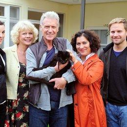 Glück ist eine Katze, Das (ARD) / Eva Mattes / Robert Atzorn / Edda Leesch / Anne Sarah Hartung Poster