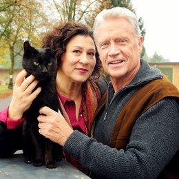 Glück ist eine Katze, Das (ARD) / Eva Mattes / Robert Atzorn Poster