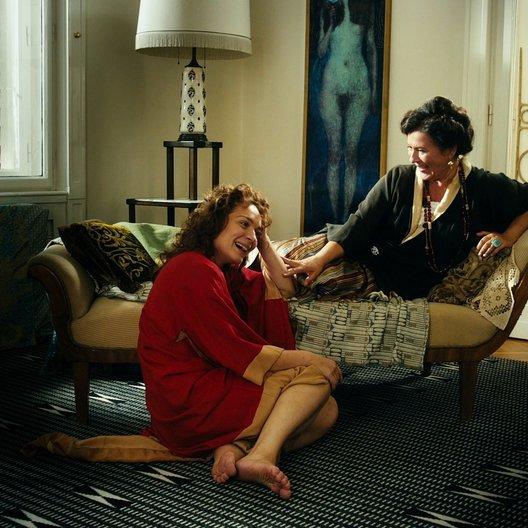 Mahler auf der Couch / Barbara Romaner / Eva Mattes Poster