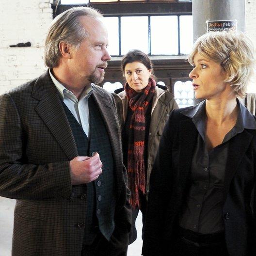 Tatort: Das schwarze Haus / Constanze Weinig / Eva Mattes / Michael Kausch Poster