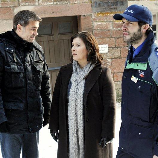 Tatort: Der Polizistinnenmörder / Eva Mattes / Stefan Gubser / Martin Rapold Poster
