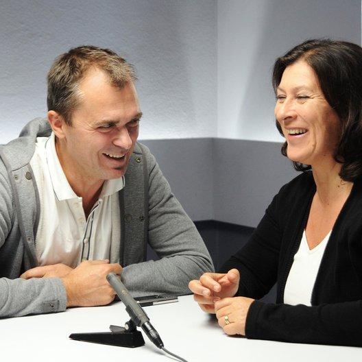 Tatort: Im Netz der Lügen (SWR) / Eva Mattes / Patrick Winczewski Poster
