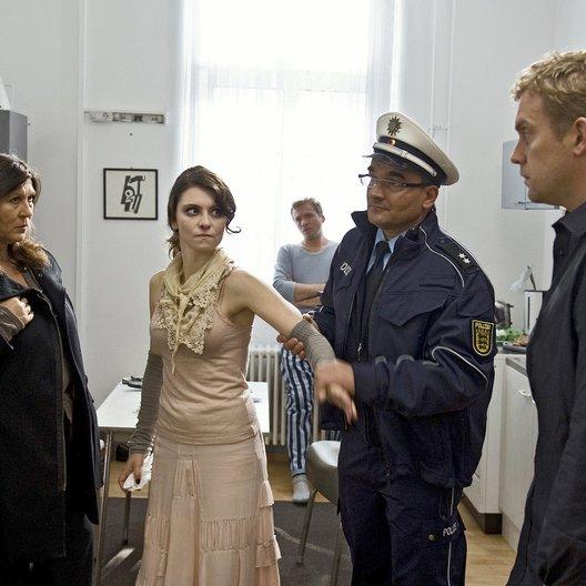 Tatort: Letzte Tage / Sebastian Bezzel / Eva Mattes / Natalia Rudziewicz Poster