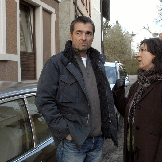 Tatort: Seenot (SWR / SF DRS) / Stefan Gubser / Eva Mattes Poster