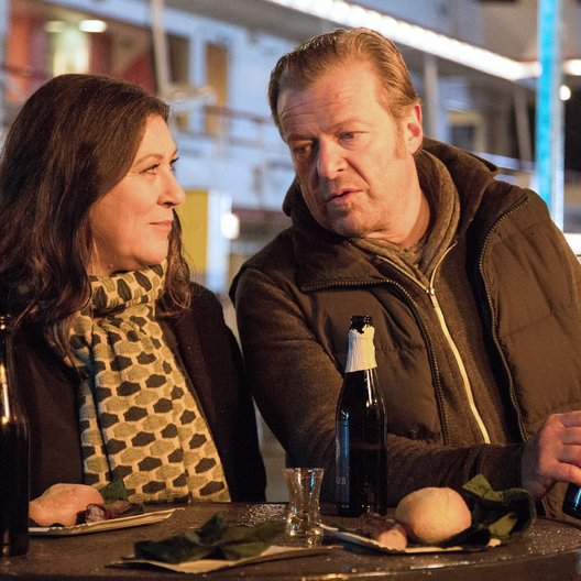 Tatort: Winternebel / Eva Mattes / Roland Koch Poster
