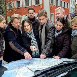Tatort: Winternebel / Sebastian Bezzel / Eva Mattes / Roland Koch / Isabelle Barth Poster