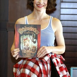 "Buchvorstellung ""'The Squickerwonkers Vol. 1' / Evangeline Lilly Poster"