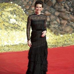 """Evangeline Lilly / Filmpremiere """"Der Hobbit: Smaugs Einöde"""" Poster"""