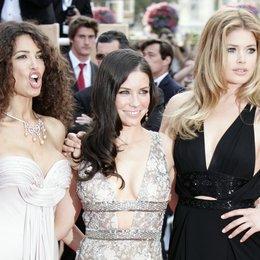 Jnifen, Afef / Lilly, Evangeline / Kroes, Doutzen / 62. Filmfestival Cannes 2009 / Festival International du Film de Cannes Poster