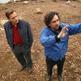 Big Fish - Der Zauber, der ein Leben zur Legende macht / Ewan McGregor / Tim Burton / Set Poster