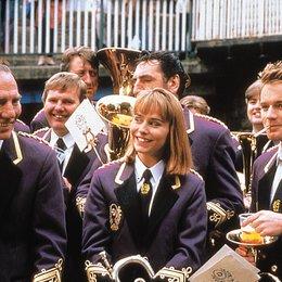 Brassed Off - Mit Pauken und Trompeten / Tara Fitzgerald / Ewan McGregor Poster