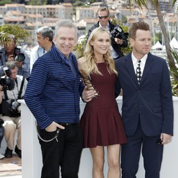 Gaultier, Jean-Paul / Kruger, Diane / McGregor, Ewan / Jury / 65. Filmfestspiele Cannes 2012 / Festival de Cannes Poster